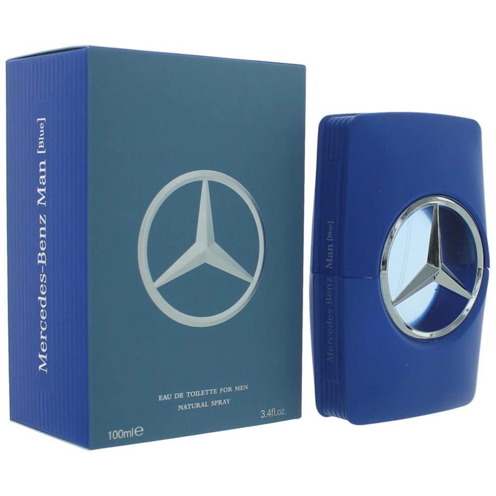 Mercedes-Benz Man Blue Eau de Toilette Spray 100 ml: Amazon.de: Beauty