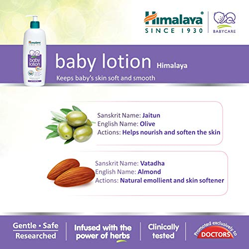 Himalaya Baby Lotion (400ml)