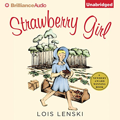 Strawberry Girl (Strawberry Word Book)