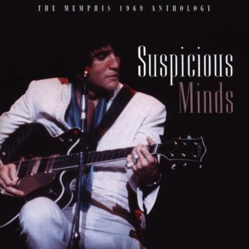 The Memphis 1969 Anthology: Suspicious Minds by Bmg / Elvis