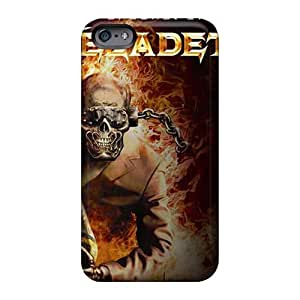 Special Design Back Megadeth Band Phone Case Cover For Iphone 6