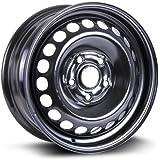 RTX, Steel Rim, New Aftermarket Wheel, 15X6, 5X112, 57.1, 47, black finish X99118N