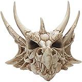 Deko Drachen-Totenschädel