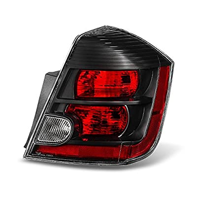ACANII - For 2007-2009 Nissan Sentra 2.5L SE-R Rear Replacement Tail Light - Passenger Side Only: Automotive