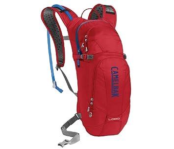 CamelBak Lobo - Mochila de hidratación, Rojo, 3 litros, Rojo (Racing Red/ Pitch Blue): Amazon.es: Deportes y aire libre