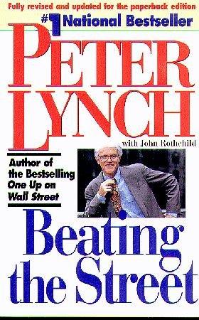 Beating the Street [Peter Lynch] (Tapa Blanda)