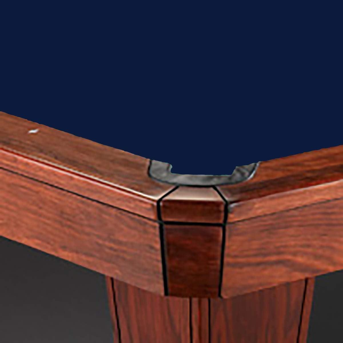 8 'シモニスクロス760 MarineブルービリヤードPool Table Clothフェルト