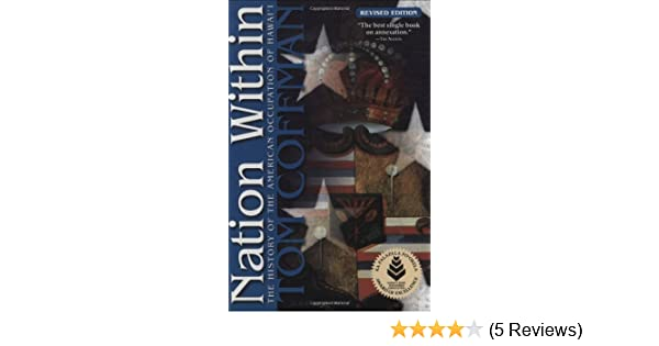 Amazon nation within the history of the american occupation of amazon nation within the history of the american occupation of hawaii 9780982165607 tom coffman books fandeluxe Images