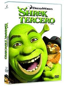 Shrek Tercero [DVD]