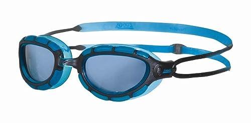 Zoggs Predator – Gafas de natación protección de los ojos adultos Wiroframe – Gafas de natación