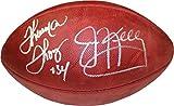 NFL Buffalo Bills Jim Kelly & Thurman Thomas Dual Signed Duke Football