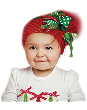 Baby Girls' Christmas Headband