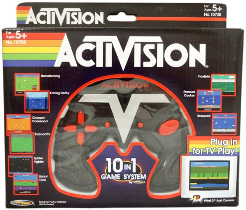 Activision Plug and Play No. 10700 from Activision