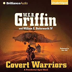 Covert Warriors Audiobook