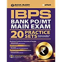 20 Practice Sets IBPS Bank PO/MT Main Exam 2018