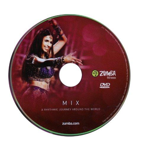 zumba mix dvd - 8