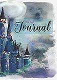 """Dot Grid Journal: """"5x7"""" Dot Journal - Haunted"""