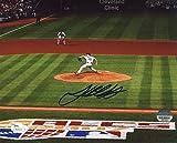 Josh Beckett Autographed 8x10 Photo (JSA)