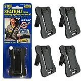 #9: Master Design Seatbelt Adjuster - Provides Comfort Neck Shoulder While Driving! (Pack of 4)