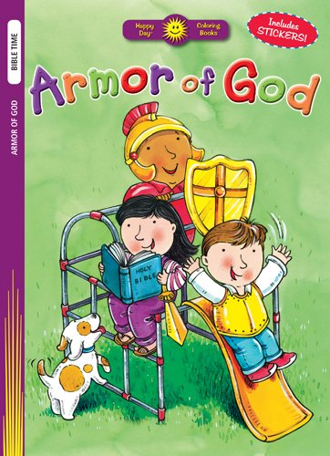 Armor of God (Happy Day)