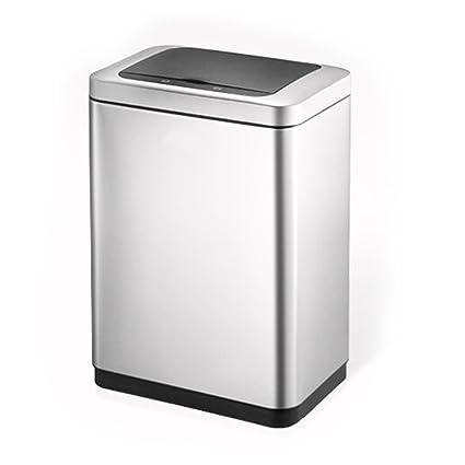 KAI LE Cubo de Basura/Sensor Inteligente Cubo de Basura/Hogar Salón Dormitorio Baño