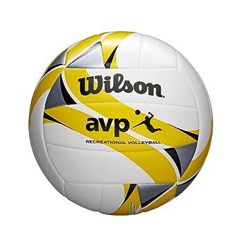 Wilson WTH30119XB Pelota de Voleibol Recreativo AVP Cuero ...