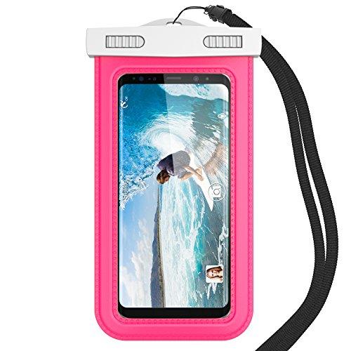 Universal Waterproof Trianium Cellphone diagonal