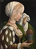 Canvas Prints Of Oil Painting ' Workshop Of Master Of The Magdalen Legend - Best Reviews Guide