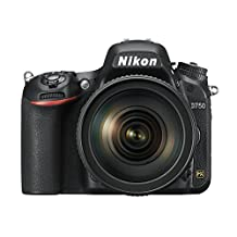 NIKON D750 FX Kit with AF-S FX Zoom-NIKKOR 24-120mm f/4G ED VR Lens
