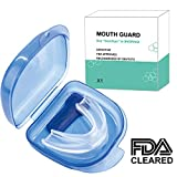 Mouth Guards for Teeth Grinding, Anti Snoring Devices Snore Stopper Sleep Aid Custom