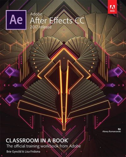 51tQ4ZxqXjL - Adobe After Effects CC Classroom in a Book (2017 release)