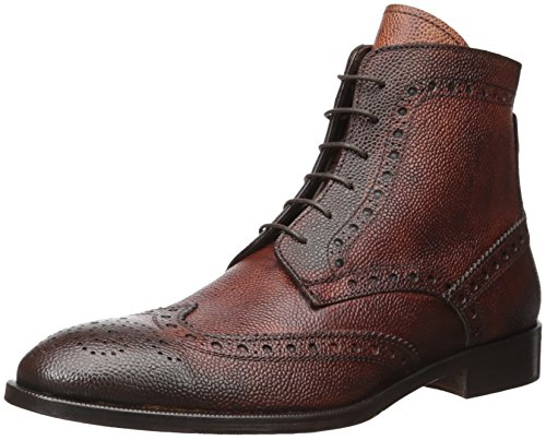 Gordon Rush Men's Peters Chukka Boot - Cognac Pebble - 10...