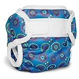 Bummis Super Brite Diaper Cover, Large 27-36 lbs, Blue, Baby & Kids Zone