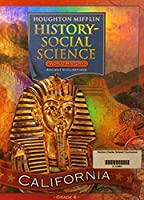 Houghton Mifflin History Social Science California: Student Edition Level  6 2007