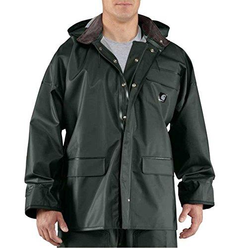 Carhartt Men's Big & Tall Surrey Coat,Green,Medium Tall from Carhartt