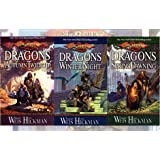 Vol. 1-3 of the Dragonlance Chronicles (Set Includes: Dragons of Autumn Twilight, Dragons of Winter Night and Dragons of Spring Dawning)