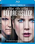 Cover Image for 'Before I Go To Sleep'