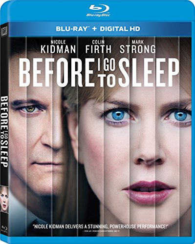 Blu-ray : Before I Go to Sleep (Widescreen, Dolby, Digital Theater System, Digitally Mastered in HD, )