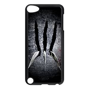 Classic Case The Wolverine pattern design For Ipod Touch 5 Phone Case