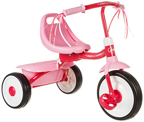 Radio Flyer Child'S Trike Capacity: 50 Lbs. Plastic Plastic Tricycle
