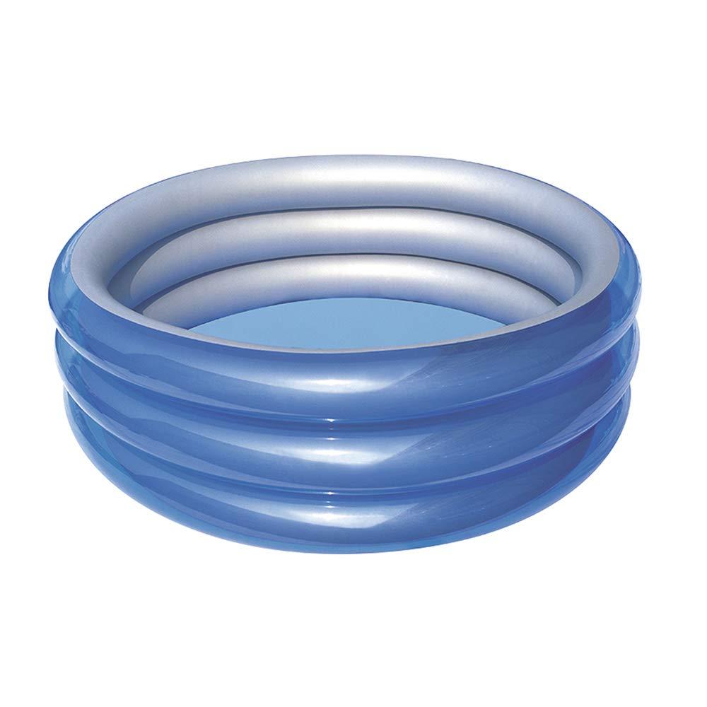 envio rapido a ti S MJ-Inflatable swimming pool La Piscina de batimiento de de de la natación Inflable para el niño Embroma la Circular Azul el 150  53cm de los niños  Los mejores precios y los estilos más frescos.