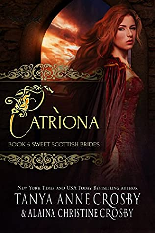 book cover of Catriona