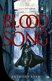 La Dame des Corbeaux et autres nouvelles: Blood Song, T0 (French Edition) by [Ryan, Anthony]