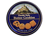 Cambridge & Thames Danish Style Butter Cookies 4 Oz Mini Tin (1 Tin)