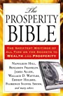 The Prosperity Bible: The Greatest Writings of All Time on the Secrets to  Wealth and Prosperity