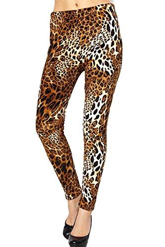 cheetah dress plus size - 7