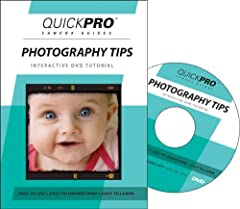 QuickPro Camera Guides Photography Tips (33 Min. Runtime) - An Introduction to digital photography offers photography instruction for beginning and intermediate photographers. Produced with both the digital SLR and point & shoot user in m...