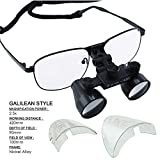 Magnification Galilean Style Head Dental Surgical