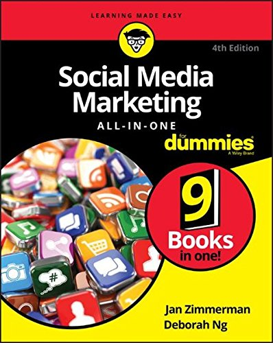 51tQAoo3mSL - Social Media Marketing All-in-One For Dummies (For Dummies (Business & Personal Finance))