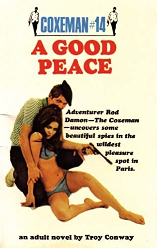 book cover of A Good Peace